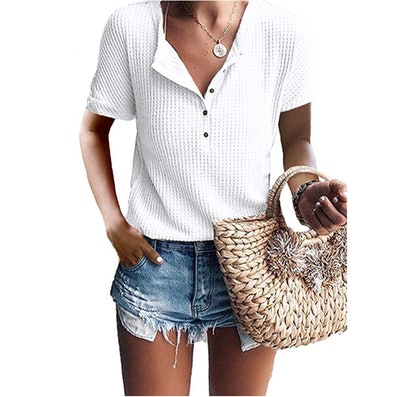 Glanzition Henley Shirt