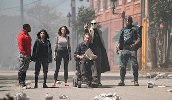 Doom Patrol season 2 hbo max dc universe