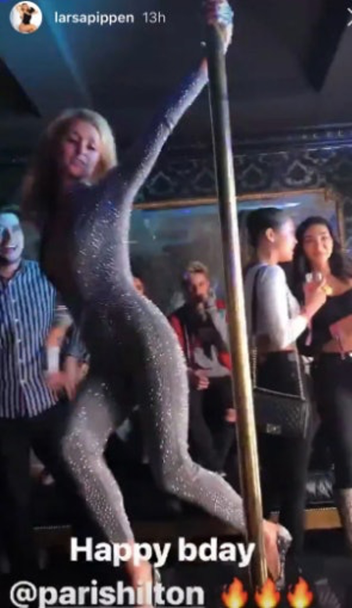 The Kardashians and Larsa Pippen's Mutual Friends Include Paris Hilton.