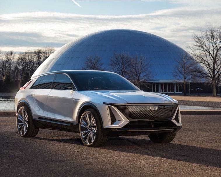 Cadillac's Lyriq EV
