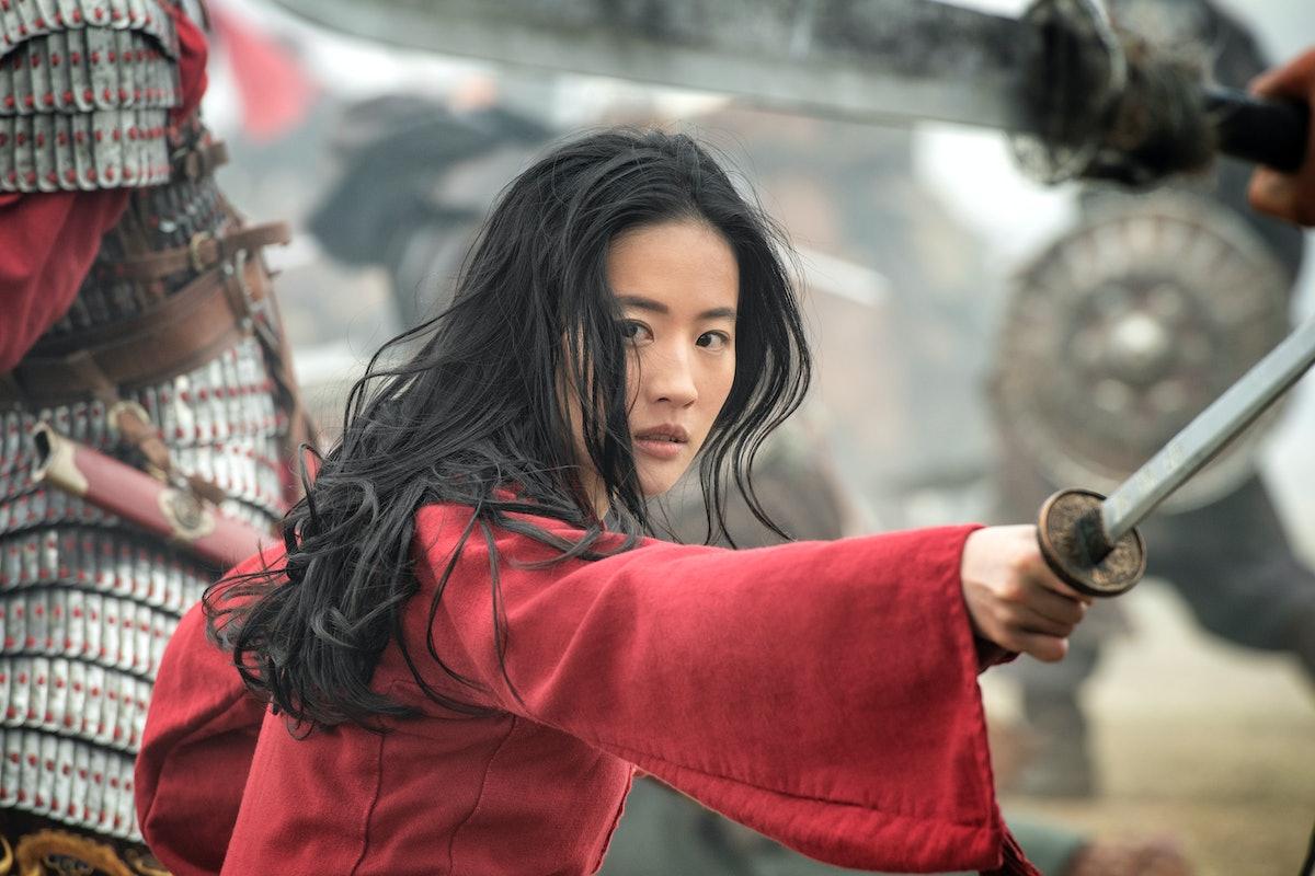 Live-Action 'Mulan' to debut on Disney+ (via Disney press email)