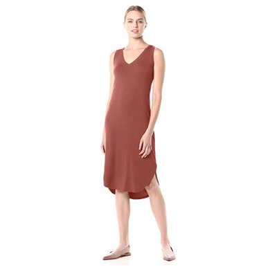 Daily Ritual V-Neck Dress