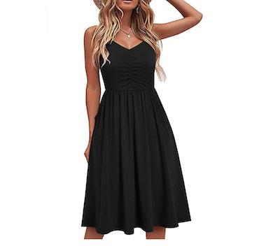 YATHON A-Line Dress