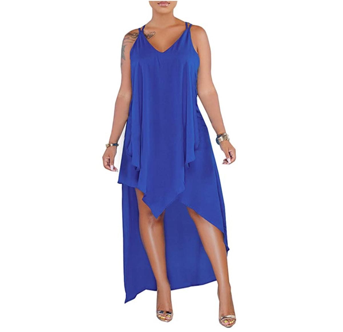 YouSexy Chiffon Dress
