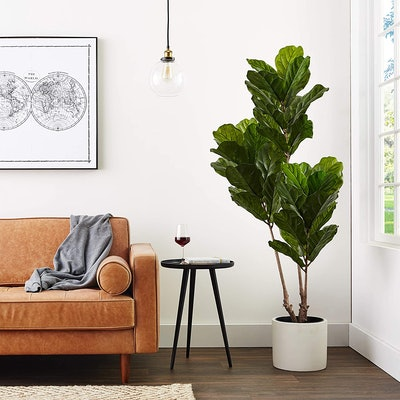 Nearly Natural Fiddle Leaf Tree