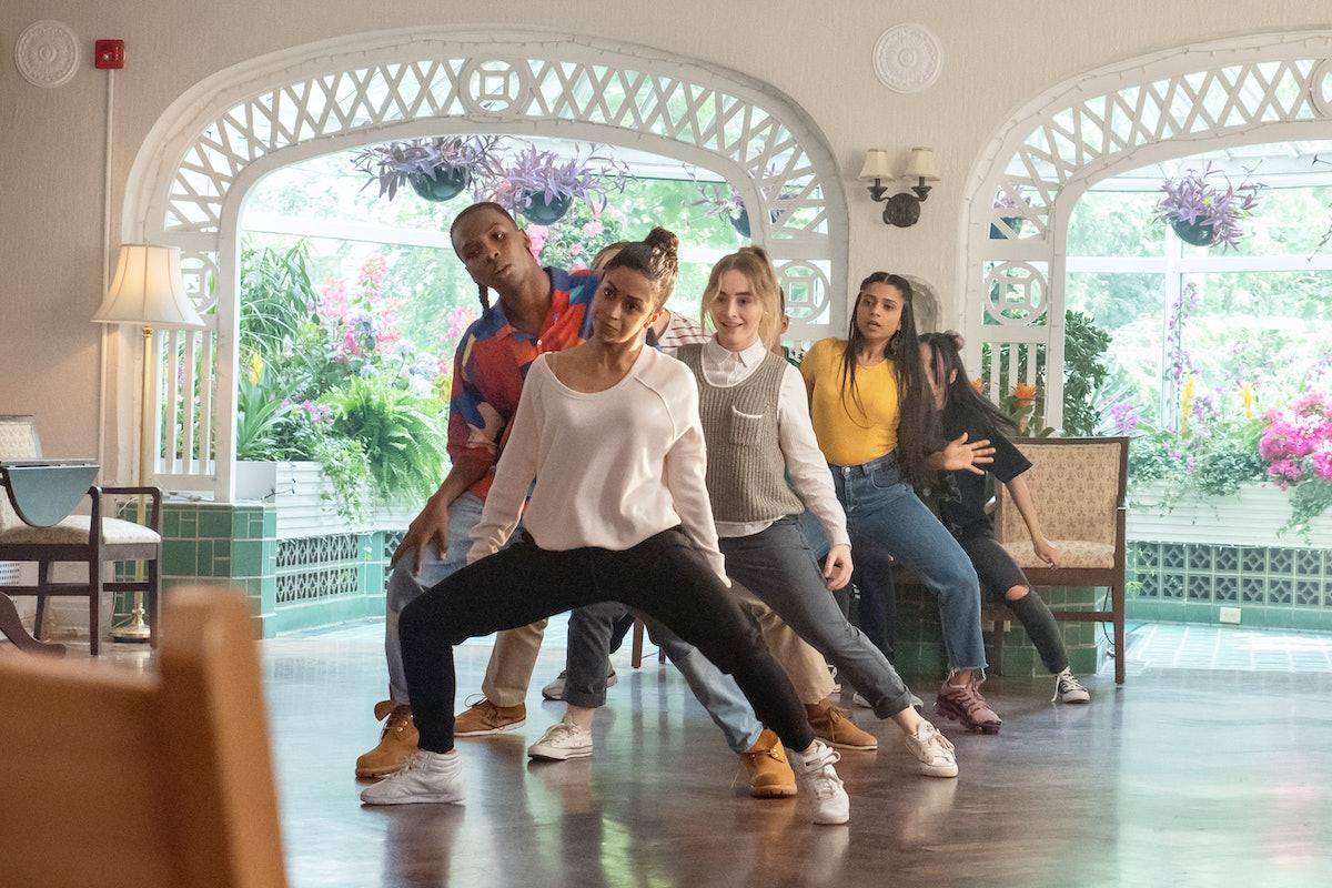 Liza Koshy dance scene