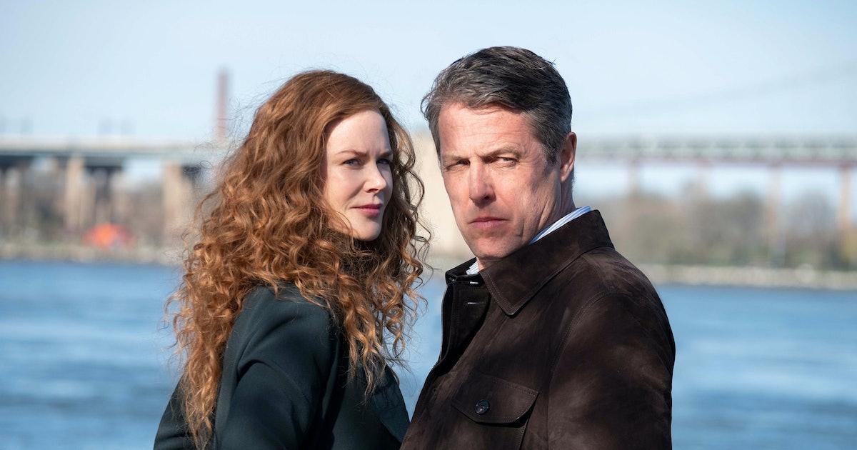 Nicole Kidman & Hugh Grant's New Drama Is The Definition Of Tense