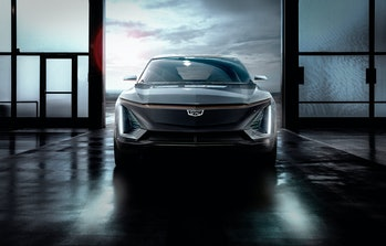 Cadillac's first electric vehicle
