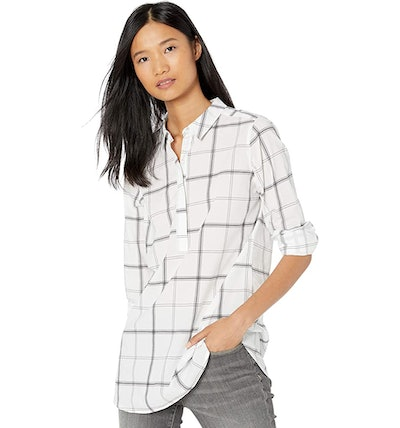 Goodthreads Lightweight Cotton Popover Tunic