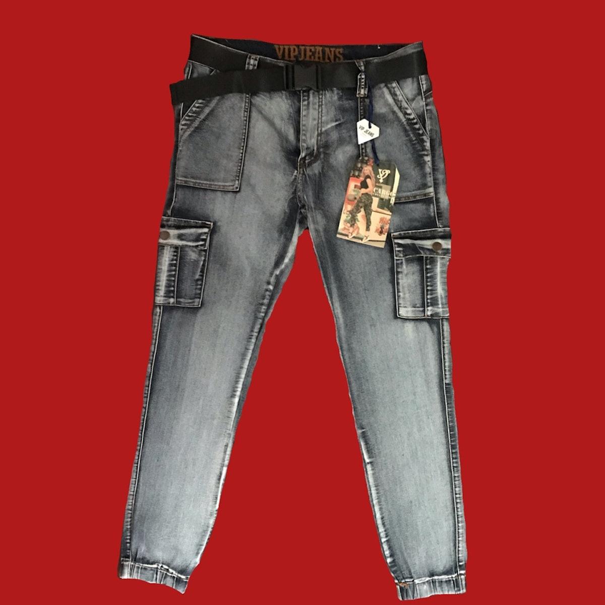 FadedNotebook Skinny Jeans