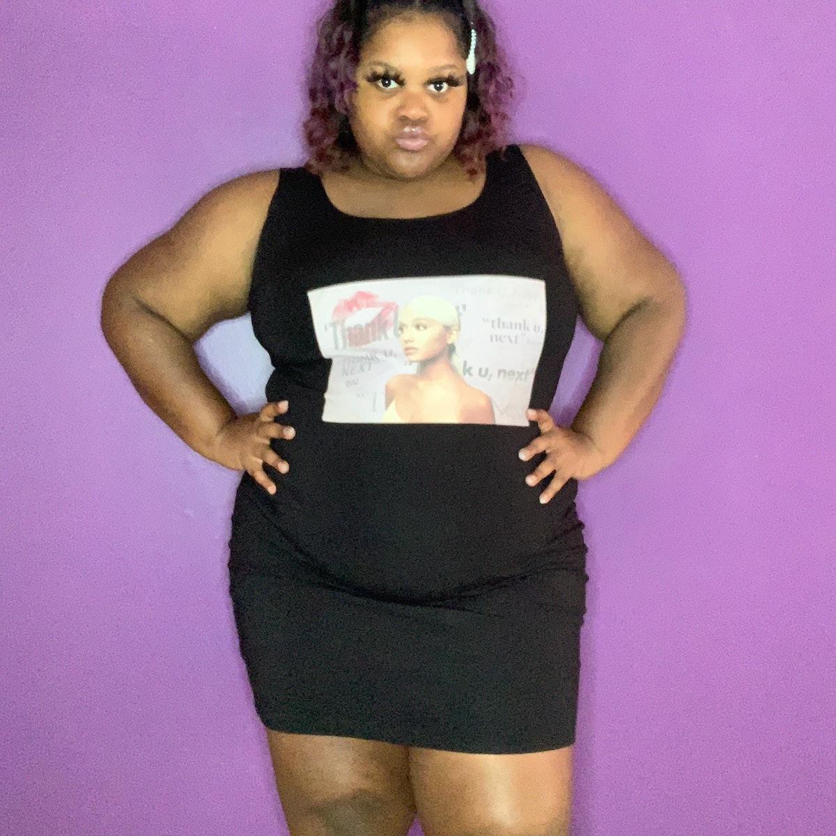 theePhatGirlcloset Ariana Dress