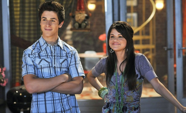 Selena Gomez starred in 'Wizards of Waverly Place' on Disney Channel.