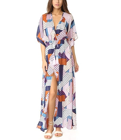 Ailunsnika Women Loose Swimsuit Cover Up