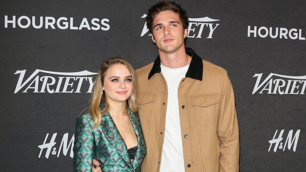 Joey King called out Jacob Elordi after he said he didn't watch 'The Kissing Booth 2.'