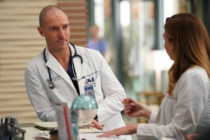 Richard Flood is now a Grey's Anatomy series regular.