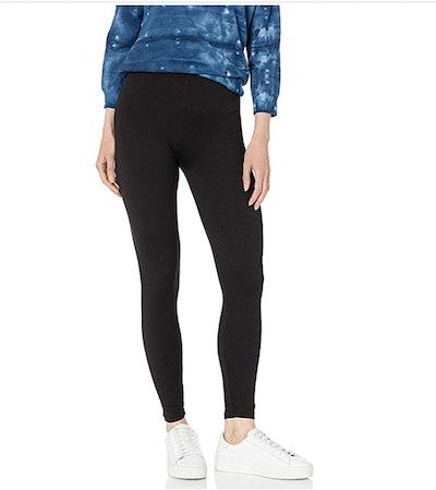 LMB Women's Extra Soft Leggings with High Yoga Waist