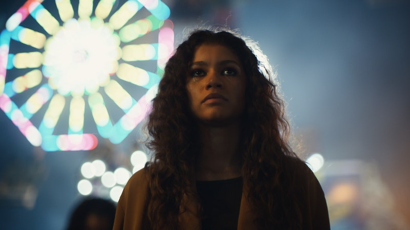 Zendaya revealed there could be nee Euphoria episodes before Season 2.