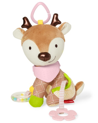 Bandana Buddies Activity Toy in Deer