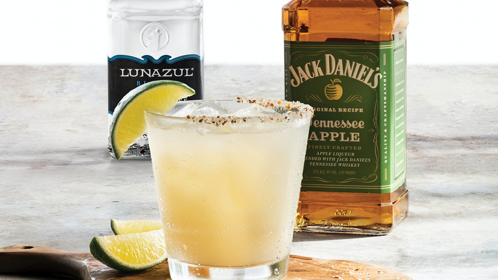 Chili's September 2020 Margarita of the Month, the Jack To School 'Rita, is a boozy sip