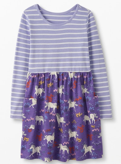 Mixie Playdress - Positively Purple