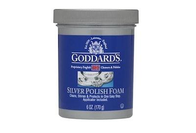 Goddard's Silver Polish Foam (6 Oz.)