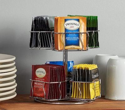 Nifty Solutions Tea Bag Organizer