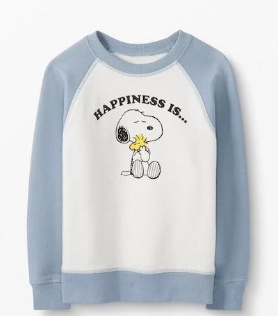 Peanuts Crewneck Sweatshirt