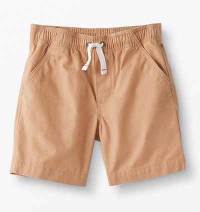 Core Shorts - Warm Khaki