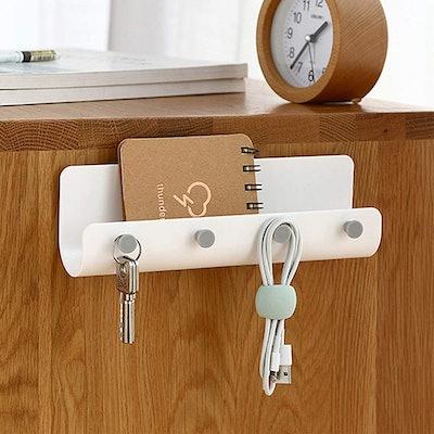 soclim Adhesive Key Shelf