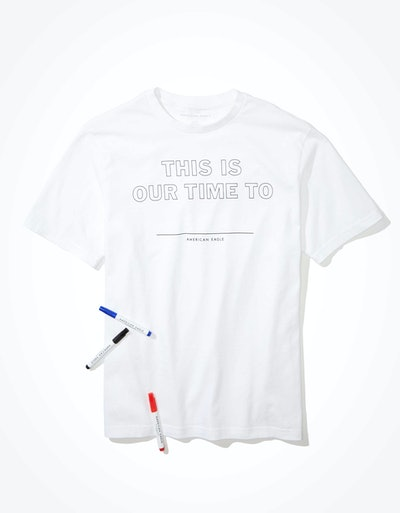 American Eagle This Is Our Time Custom T-Shirt