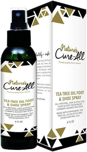 Arofine Odor Eliminator Foot & Shoe Sanitizer Spray, 4.oz.