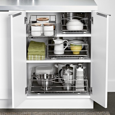simplehuman Pull-Out Cabinet Organizer