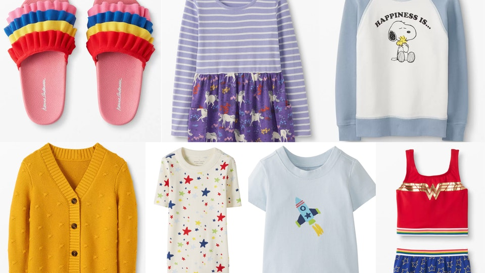 Save big on kids basics, summer gear, and more at the Hanna Andersson Labor Day Sale.