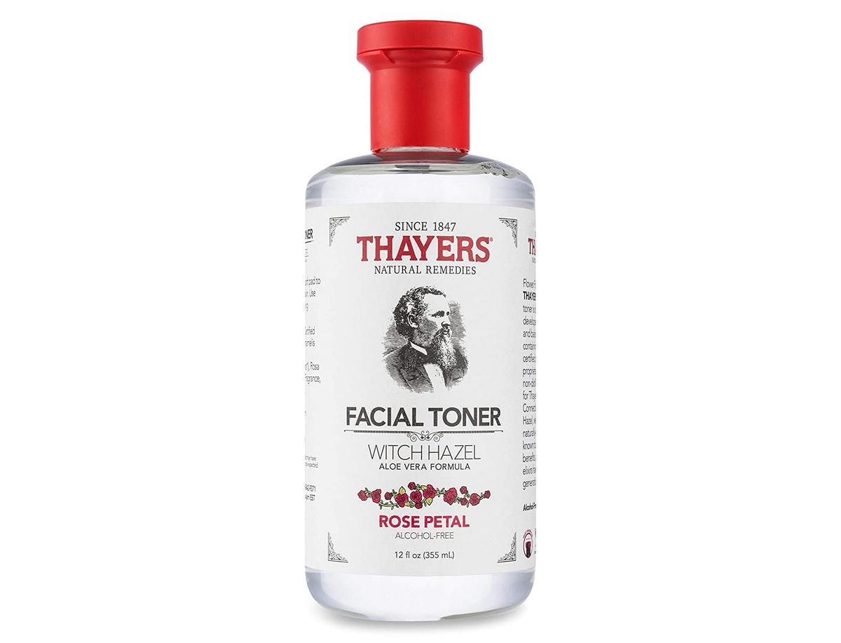 Thayers Alcohol-Free Rose Petal Witch Hazel Facial Toner with Aloe Vera Formula
