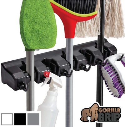Gorilla Grip Mop and Broom Holder