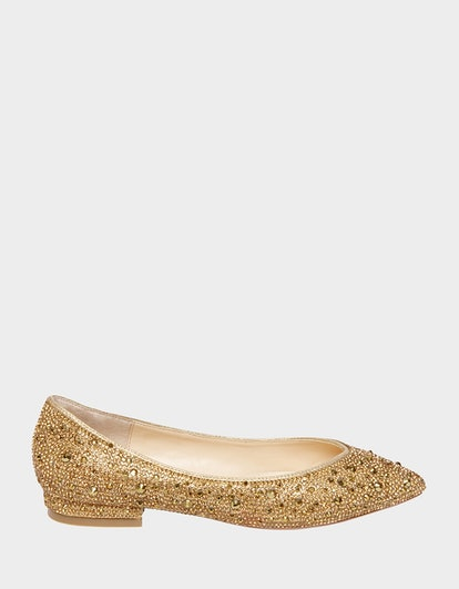 Betsey Johnson SB-Jude Gold