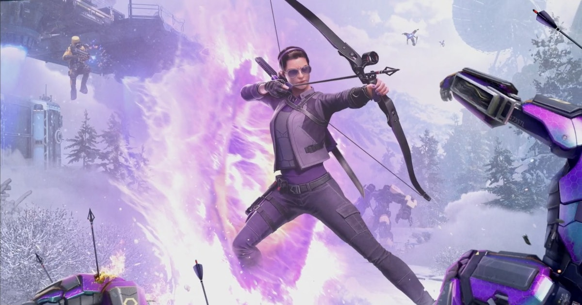 Marvel's Avengers' Kate Bishop release date, Hawkeye trailer, and story