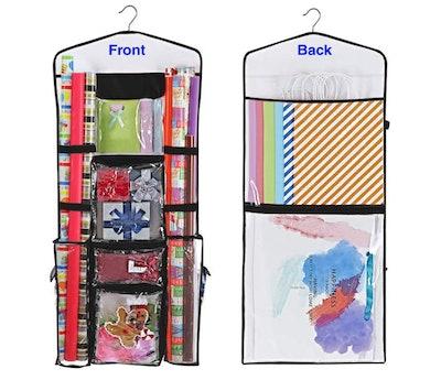 ProPik Hanging Gift Wrap Organizer