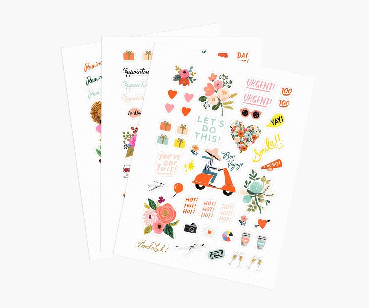 Everyday Sticker Sheets