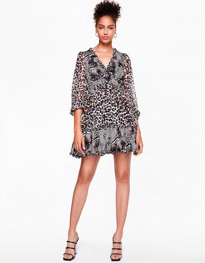 Betsey Johnson Queen Of The Jungle Dress