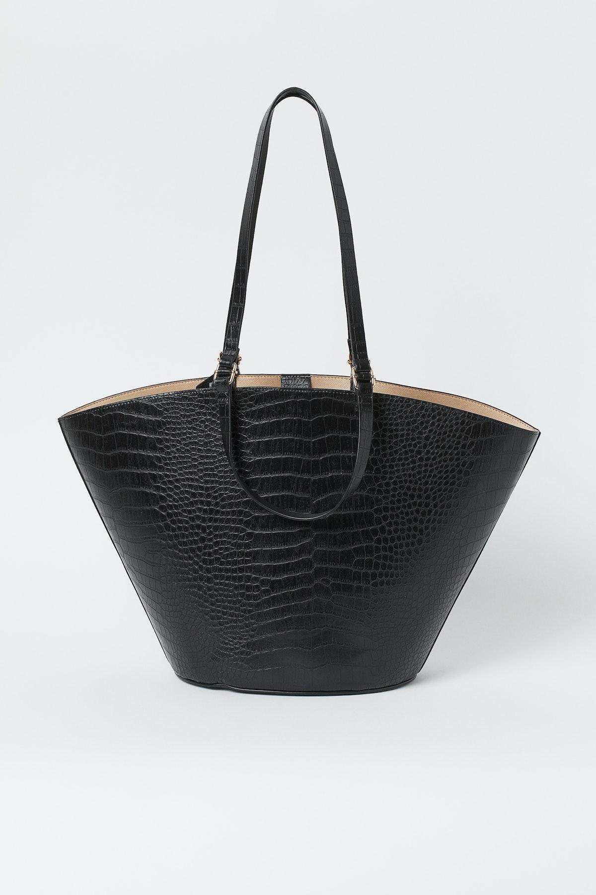 Shopper with Clutch Bag