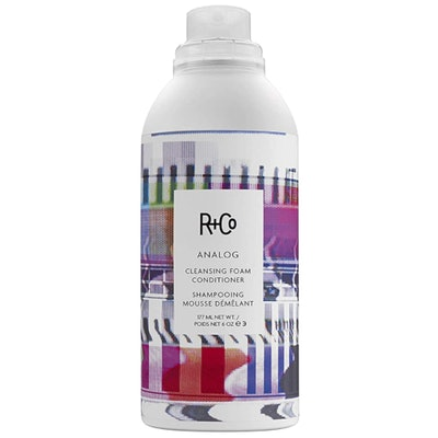 R+Co Analog Cleansing Foam Conditioner (6 Ounces)