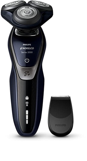 Philips Norelco Shaver 5550 With Turbo+ Mode