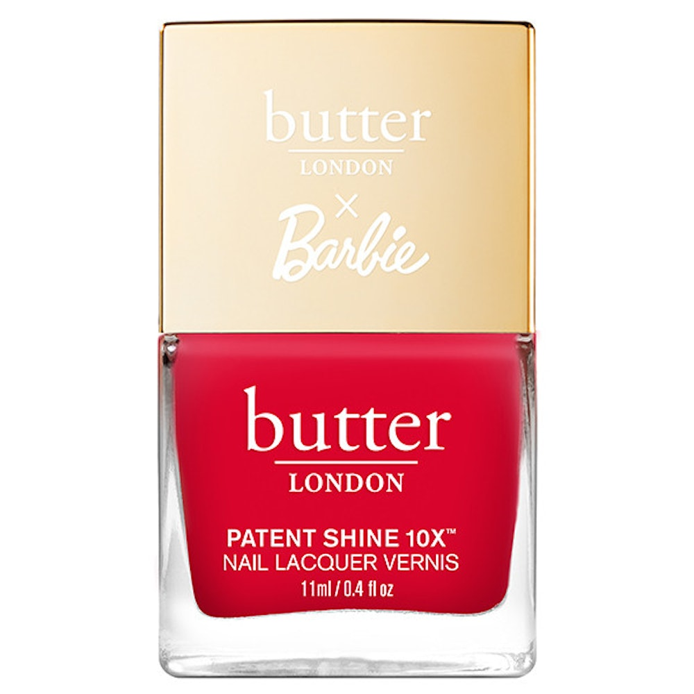 butter LONDON x Barbie™ CEO Patent Shine 10X Nail Lacquer