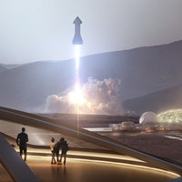SpaceX Starship: Elon Musk outlines next steps for planned Mars trip