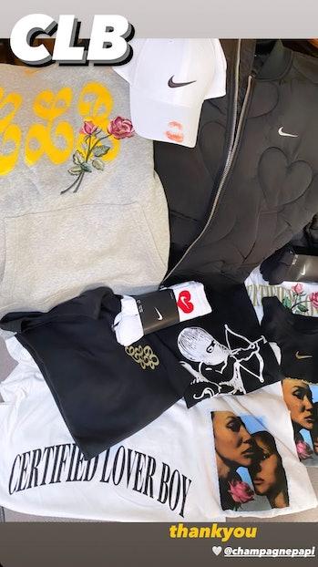 Drake Nike Certified Lover Boy Merch