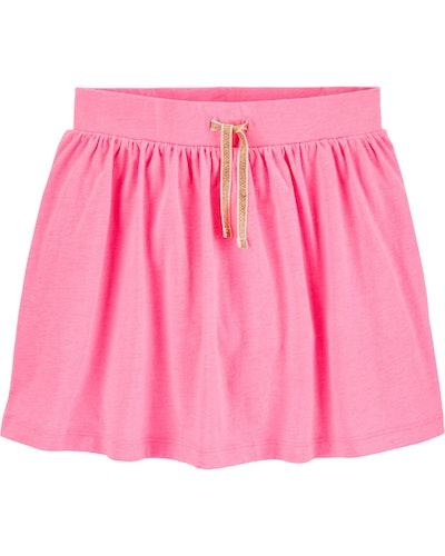 Neon Pink Skooter Skirt