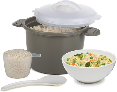 Progressive International Set Microwave Rice Cooker