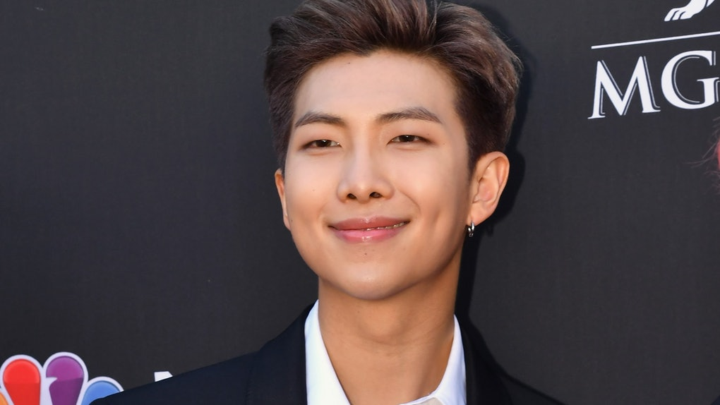 BTS' Tweets For RM's 26th Birthday Are Full of Love.