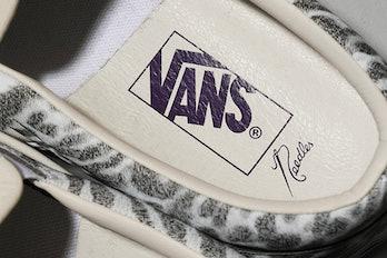 Needles Vans Slip-On Animal Print